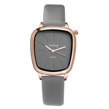 Gogoey Brand Rose Gold Wrist Watch Women Watches Fashion Women's Watches Leather Ladies Watch Clock saat bayan kol saati relojes
