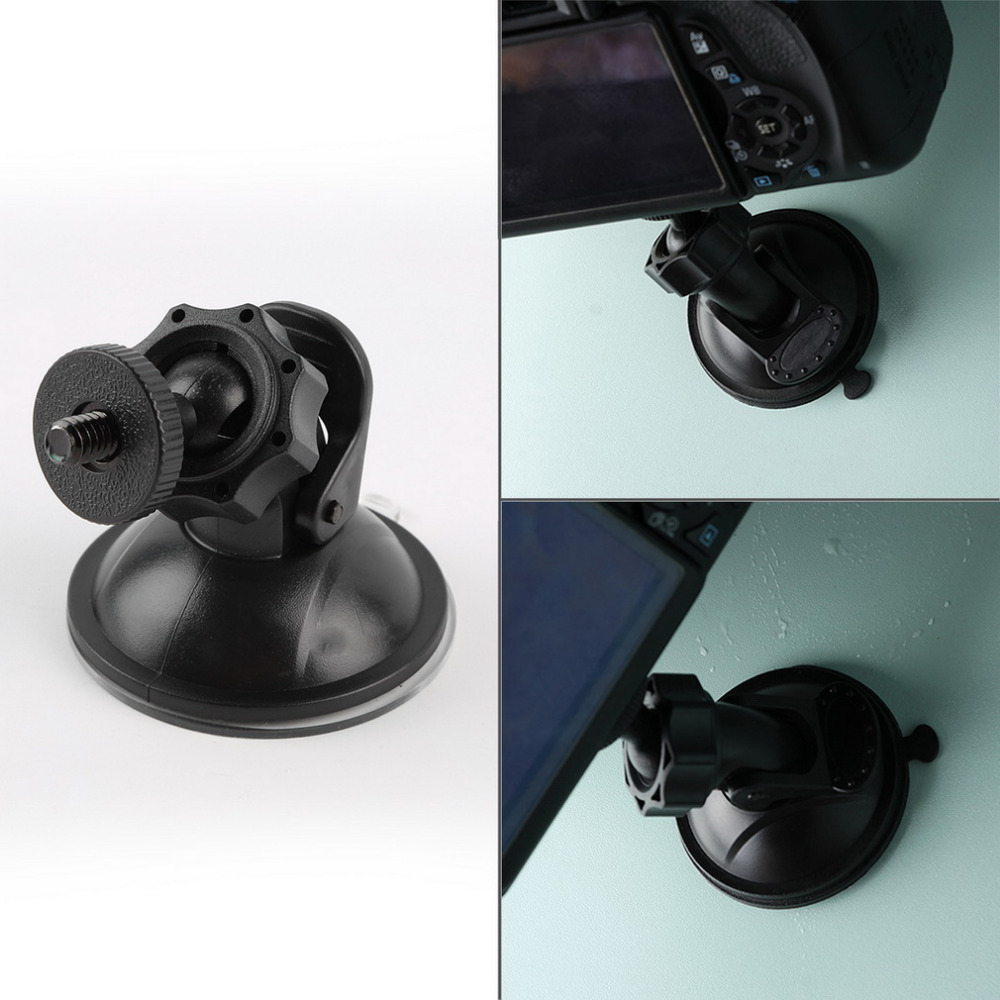 New Windshield Car Suction Cup Black High Quality Car Mount Stand Holder Clip Suitable For Garmin Nuvi GPS Mayitr цена