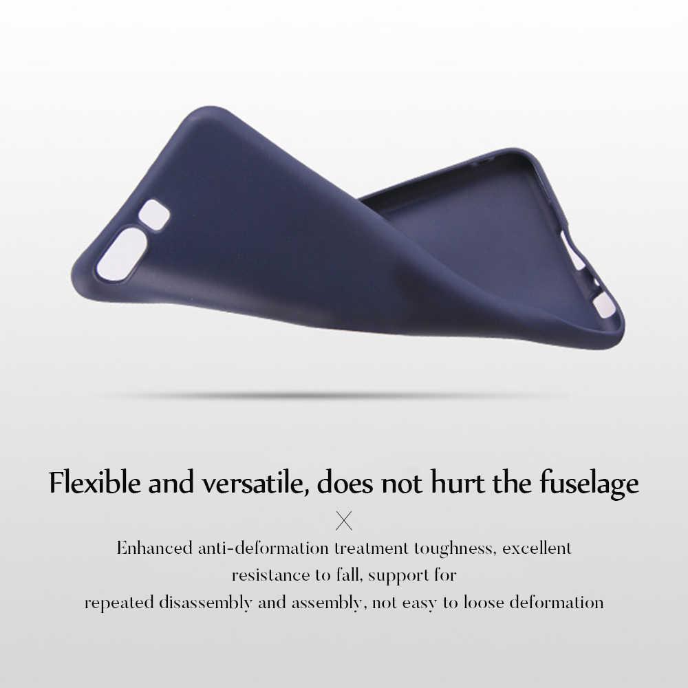Ultra - บางสี Matte Candy Color Case สำหรับ Huawei Mate 10 Lite P20 Pro ซิลิโคน TPU ปกหลังสำหรับ Huawei P10 P9 P8 Lite