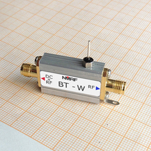 Free shipping BT-W 0.01-4GHz SMA RF coaxial T bias device super miniature