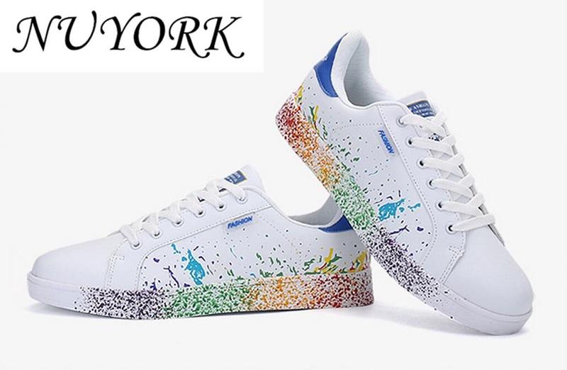 Vorsichtig Neues Angebot Heiße Verkäufe Frühjahr Und Sommer Pu Breathable Männer Platte Schuhe 96 # QualitäT Und QuantitäT Gesichert