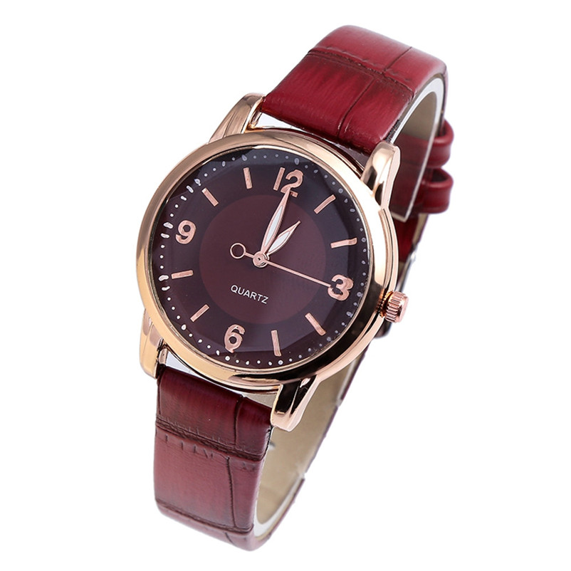 Casual Women Watches Bracelet Watch Ladies leather band alloy Analog Quartz Round Wrist Watch clock Relogio Masculino Y19 сетка для электробритвы с лезвиями panasonic wes9027y1361