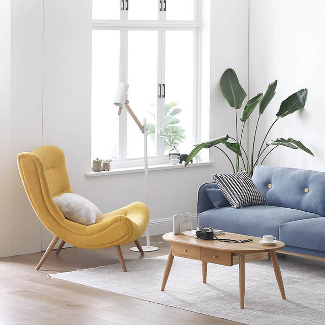 Living Room Chairs Modern Amazon Hammock Chair Online Shop Louis Fashion Single Sofa Nordic Style Placeholder Furniture Pink Small Snail Simple Cloth