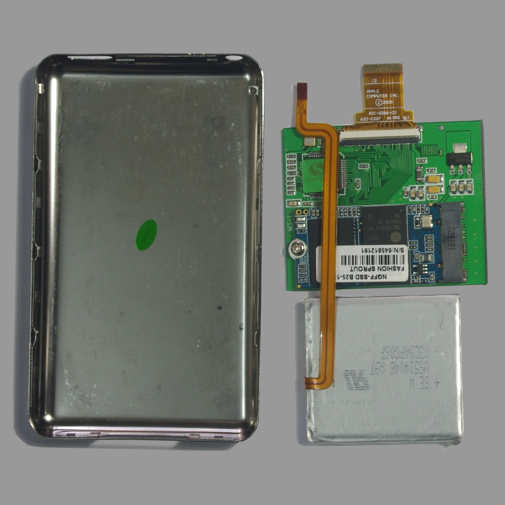 For iPod classic 7th 256GB 1.8
