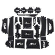 For 2013-2018 2019 Mitsubishi Outlander 3 Gate Slot Pad Non-
