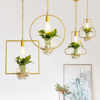 Modern Decorative Pendant Lights Hanging Lamps Golden Colour Lampshade Restaurants Kitchen Dining Room Luminaire E27 110V