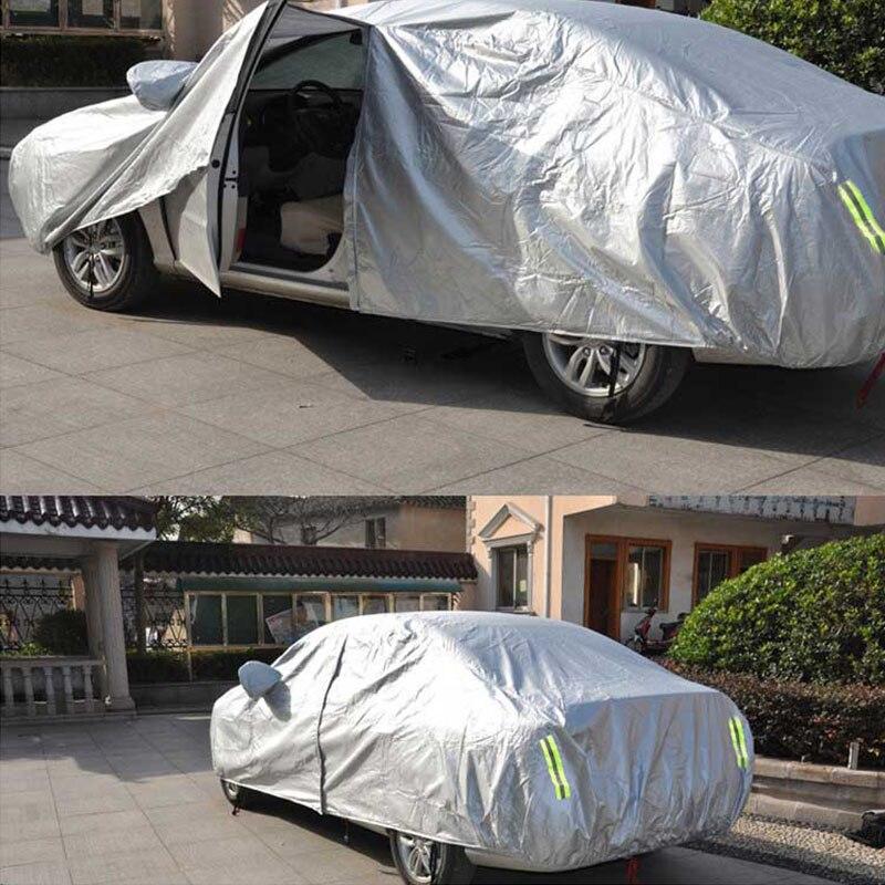 Bâche de voiture, protection solaire, protection solaire, accessoires auto pour audi a3 a4 b8 bmw f30 e46 e60 volkswagen passat b5 ford focus 3