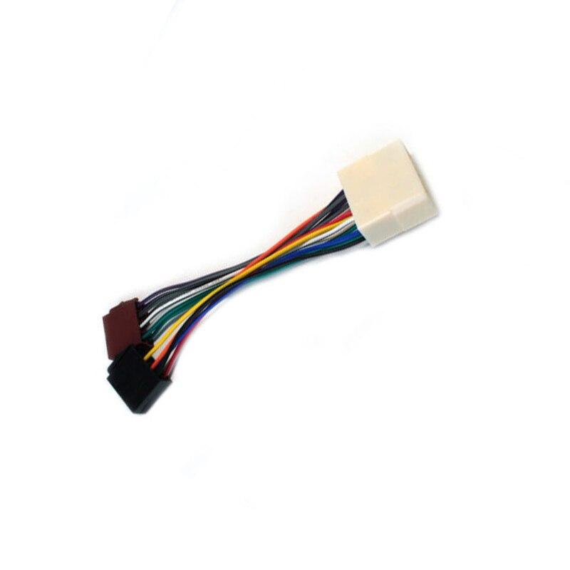 Msanzeo Auto DVD ISO F-Harness radio Verdrahtung Adapter Kabel ...