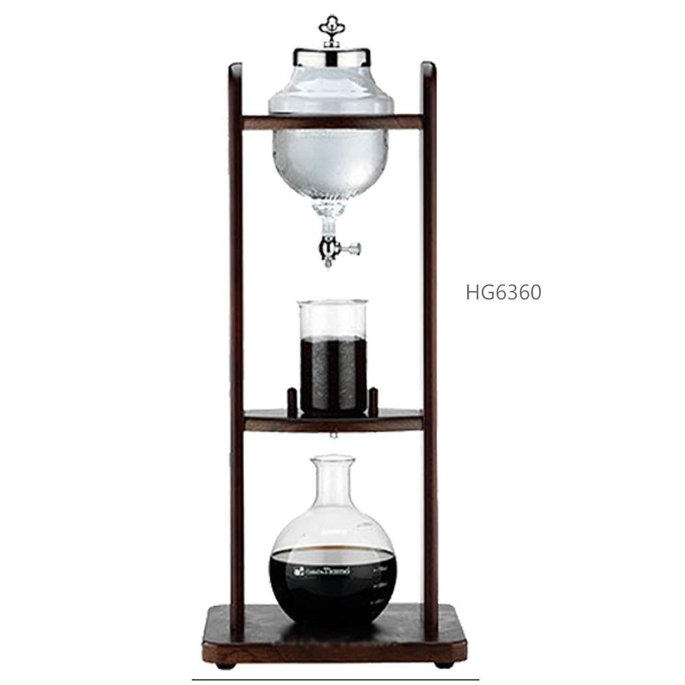 Tiamo water drip coffee maker /water dripper coffee maker/ice &cold drip coffee maker 10cups HG6360 цены