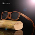 EZREAL 2017 New Моды для Мужчин Женщины Бамбука Солнцезащитные Очки Скейтборд Деревянные солнцезащитные очки Ретро Винтаж Лето Очки 16 цветов