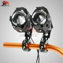 Motorcycle Fog Lights & Spotlight Lamp Brackets For BMW R1200RT S1000XR S1000R/RR F800GT