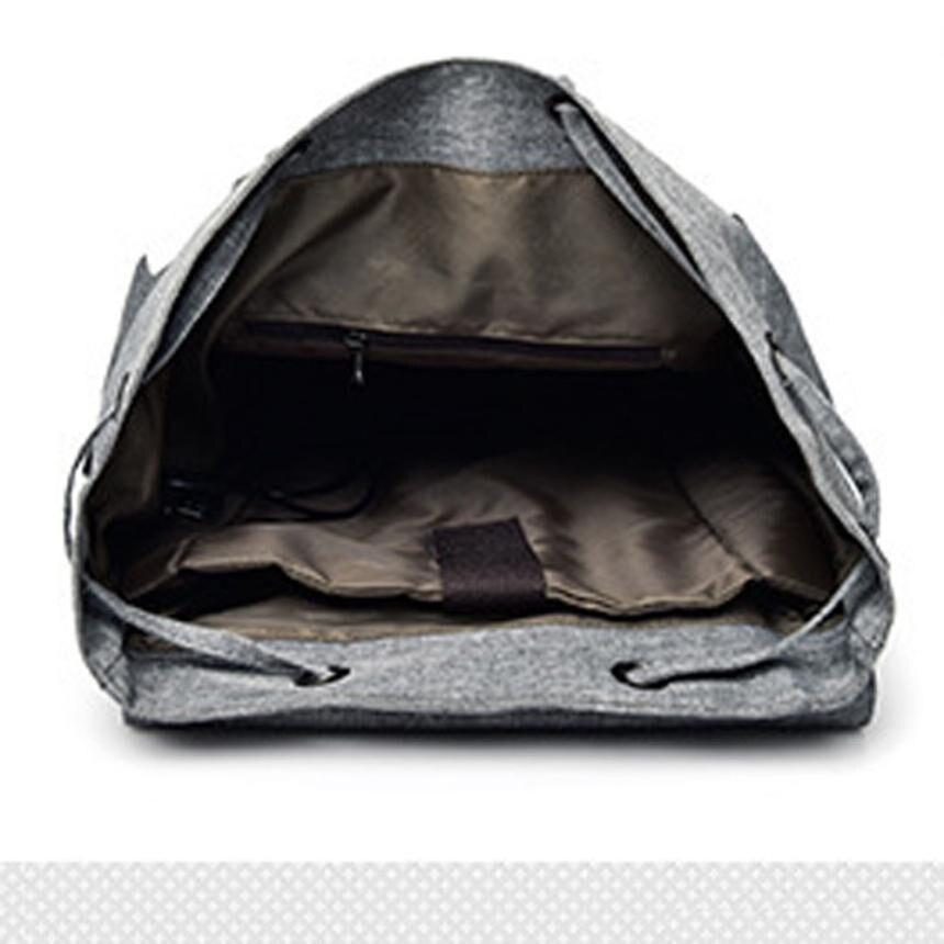 USB Charging Backpack Power Bank Backpack Travel Student Backpacks Bag Boy Laptop Backpacks Canvas Rucksack Soft Daypack Bag#23