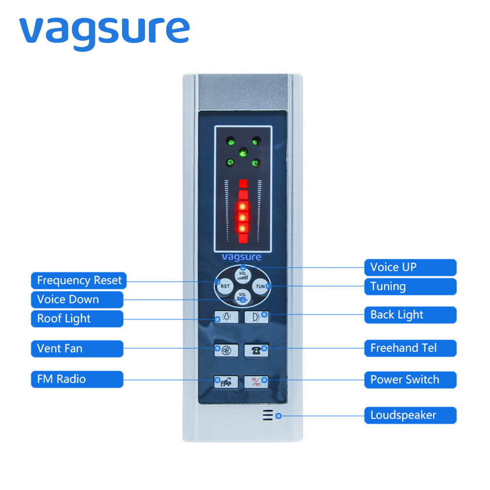 Vagsure 1Pcs Computer Control Panel Controller Digital Shower ...