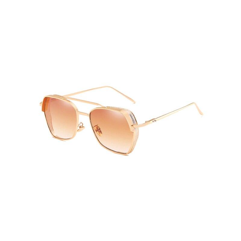 Multicolor Metal Sunglasses Fashion Windproof Mens 2018 Women Wholesale Designer Sunglass Shopping Eyewear JY66178