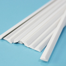 PVC welding rods plastic bumper repair tools car body hot air gun machine triangle 4x4x6mm white цена в Москве и Питере