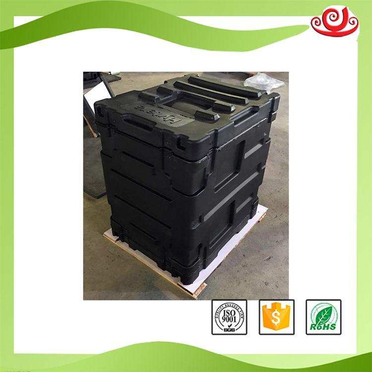 Tricases RU140 RU-Series 19'Rack Cases Shockproof Dustproof Watertight For Communication Equipment Case