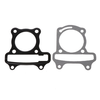Motorcycle Scooter GY6 Cylinder Gasket Set Cushion Pad 50/60/80/100/125CC image
