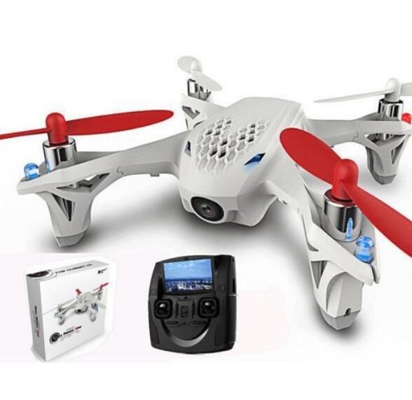 Battery PR Hubsan X4 H107D FPV Drone RC Quadcopter 480P HD Camera 5.8G 6Axis,