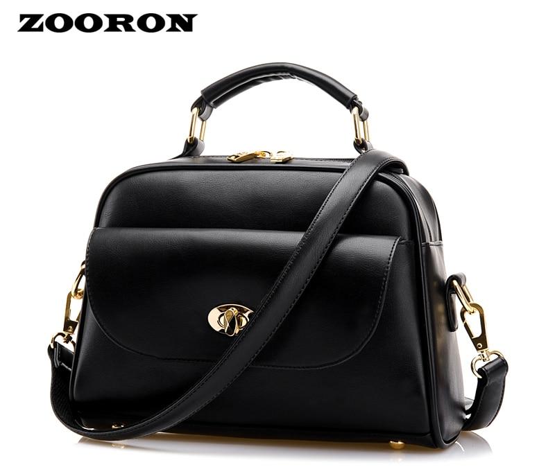 ФОТО ZOORON 2017 new with single shoulder bag trendy bags luxury handbags women bags designer women leather handbag