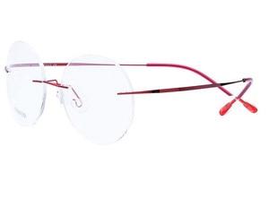 Image 5 - Eyesilove titanium ללא מסגרת משקפי קריאה קל במיוחד נשים סגסוגת ללא שפה קריאת משקפיים Presbyopic משקפיים + 1.00 ל + 4.00