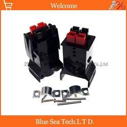 5 Pairs New 4 Pin/pole 30A 600 V Netzanschluss PCB modul Batterie Stecker kits Für gabelstapler elektroauto ect.