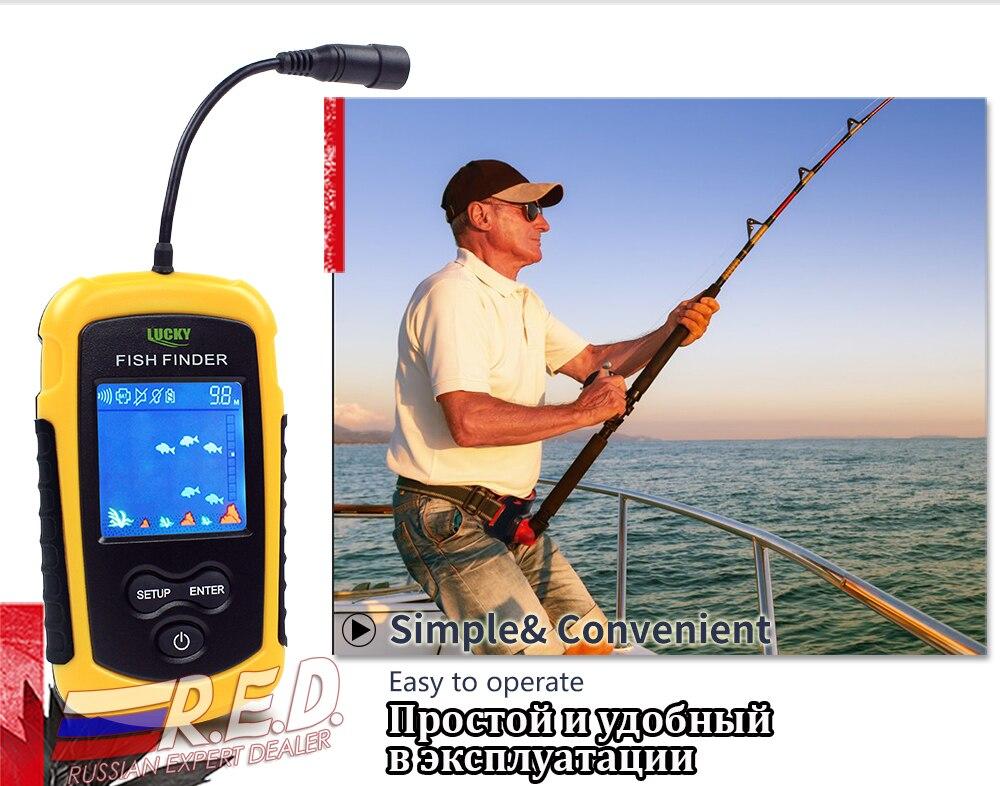 sonar portable