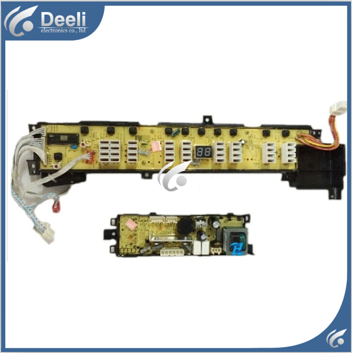 98% new Original good working for washing machine board XQB75-KS828 motherboard on sale 98% new original good working for electrolux washing machine board ewt7011qs qs18f motherboard on sale