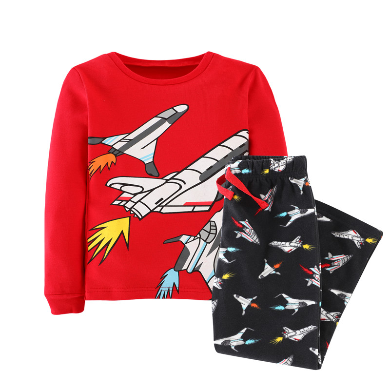 2017 New models Clothing sets for boy long sleeve fashion children clothes set printed cotton top + pants 2 pcs suits kids boy 2017 new boys clothing set camouflage 3 9t boy sports suits kids clothes suit cotton boys tracksuit teenage costume long sleeve