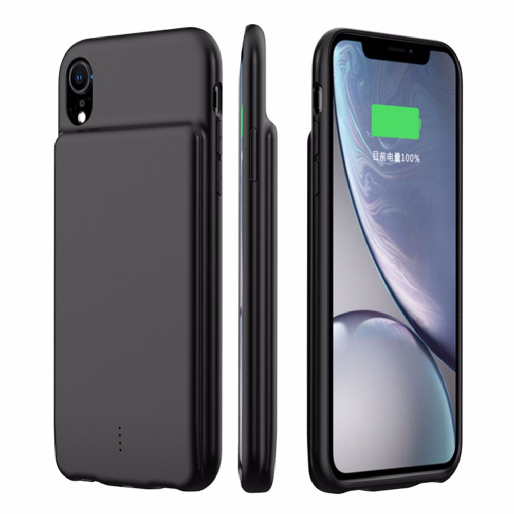 5000 mah For iphone XS MAX Battery Case Smart Audio output Battery Charger Cover Power Bank For iphone XS MAX Battery Case