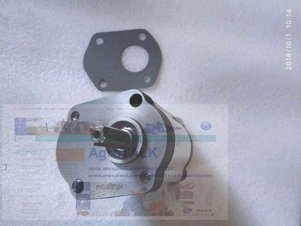 Gear pump CBN-314, the right rotation with end oil outlet, part number: Gear pump CBN-314, the right rotation with end oil outlet, part number: