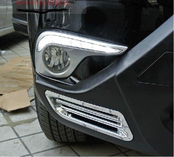2012 Toyota Highlander Limited: Painting DRL Daytime Running Light For Toyota Highlander