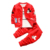 Nueva Llegada 2017 Primavera Niño Niños Ropa de Los Muchachos de Mickey de la Historieta Ropa de Algodón Set 3 Piezas Trajes ropa Para Niños Set T2016