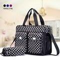 Multifunctional Diaper Bag Nappy Bags Large Capacity Skinly Maternity Mother Mummy Bag Baby Messenger Stroller Klips Handbag