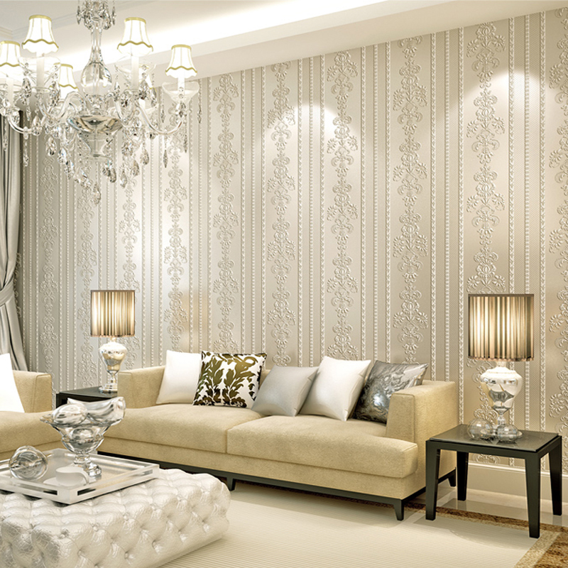 Decorative wallpaper for home home design for Fashion wallpaper for bedrooms