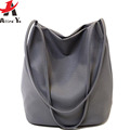 Attra-Yo! Designer Women Handbags of brands women bucket bag messenger bags Large Capacity Cross Body bag ladies tote LM3057ay