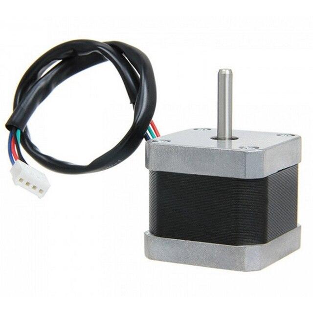 Nema 17 42 BYG Motor de Passo Do Eixo-invertida Para 3D Impressora Máquinas CNC Quente