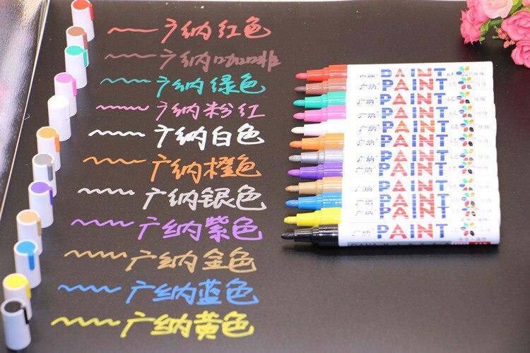 à base de óleo tinta marcadores para