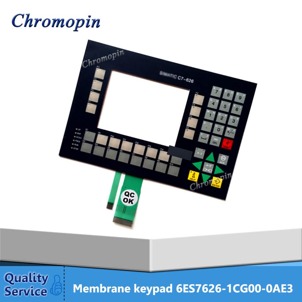 Membrane keypad for 6ES7-1CG00-0AE3 6ES7 -1CG00-0AE3 6ES7-1CG01-0AE3 6ES7 -1CG01-0AE3 C7-