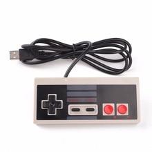 High Quality For NES Classic Retro USB Gamepad Controller for WIN/MAC/Raspberry Pi/Retropie Professional Gift For Kids Children