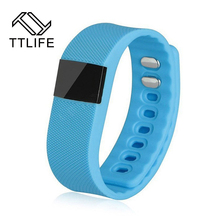 TTLIFE TW64 SmartBand умный Браслет Смарт Браслет фитнес-трекер Bluetooth 4.0 Смарт часы для IOS Android VS mi Группа