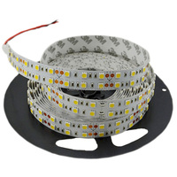 20M/Lot None waterproof CRI 90 Flexible LED strips DC12V led strip kit with 120Leds/M and 9.6W 10mm PCB board
