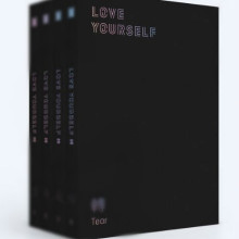 [MYKPOP]~ Официальный KPOP CD набор: LOVE YOURSELF-Tear, коллекция фанатов KPOP SA19051903