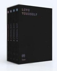 [MYKPOP]~ 100% Официальный оригинальный комплект KPOP CD: LOVE YOURSELF - Tear, KPOP Fans Collection SA19051903