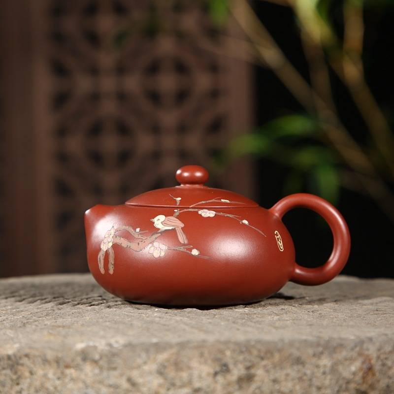 masters all hand recommended undressed ore dahongpao bian xi shi teapot tea set all hand coloured drawing or patternmasters all hand recommended undressed ore dahongpao bian xi shi teapot tea set all hand coloured drawing or pattern