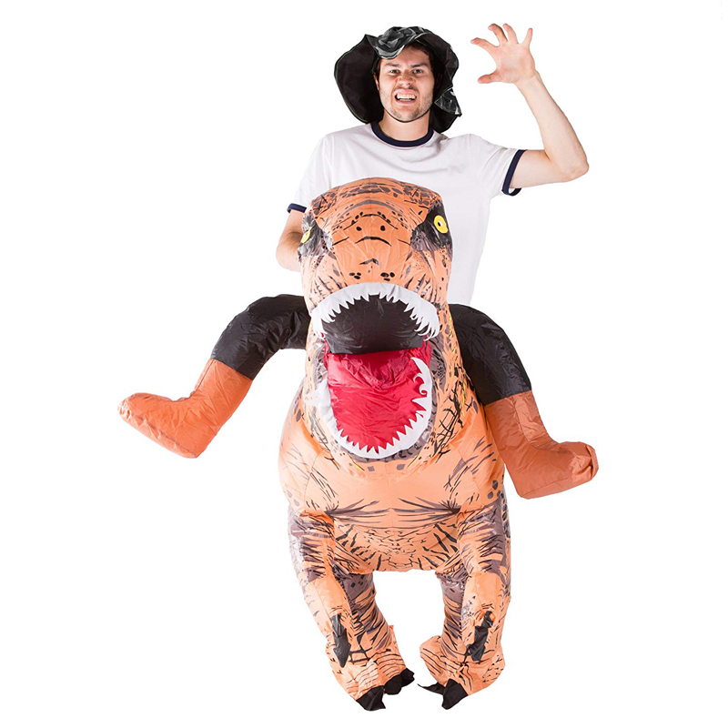 T-REX Inflatable Costume 1