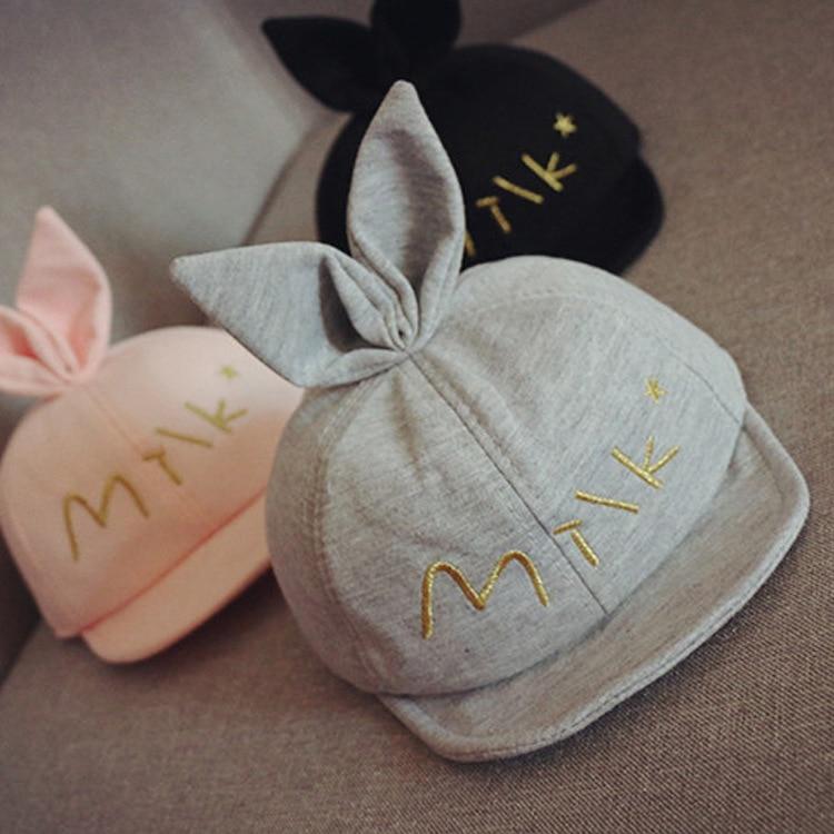 Sombrero recién nacido Bebé Niño Sombrero femenino Algodón Bebé - Ropa de bebé