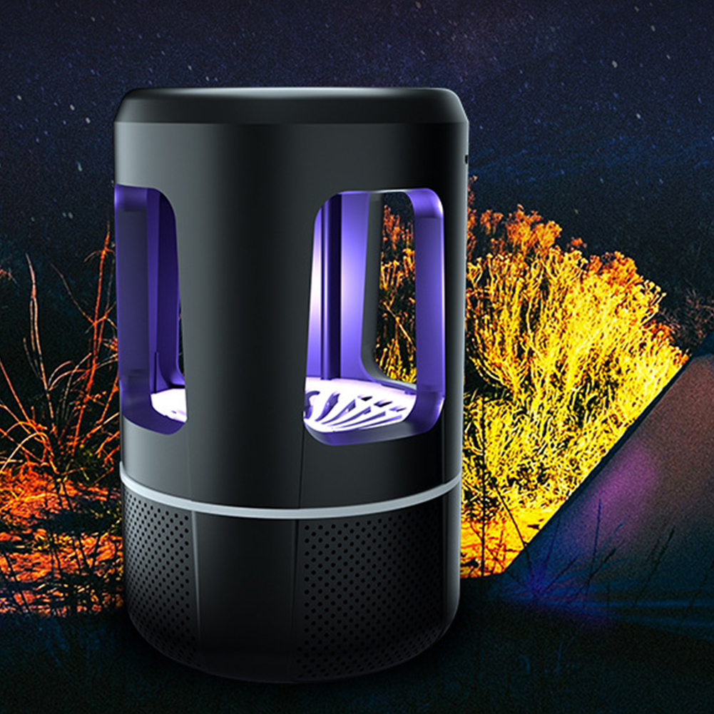 Mosquito Killer Lamp Household Insect Trap Kitchen UV Pest Control Photocatalyst Bug Zapper Electric Catch Fly Led USB Power
