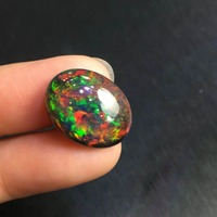 Jewellery ,Boutique Black Opal,Dazzling beauty,Weight 10.ct,Specifications 20 x 16 x 6mm,Perfect gemstone perfect quality