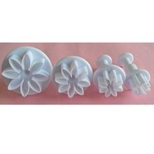 Daisy Flower Cookie Plunger Cutter