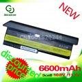Golooloo batería de 9 células para ibm lenovo thinkpad x200 x201 x201s 42t4834 42t4835 42t4537 42t4541 42t4536 42t4538 43r9254 43r9255
